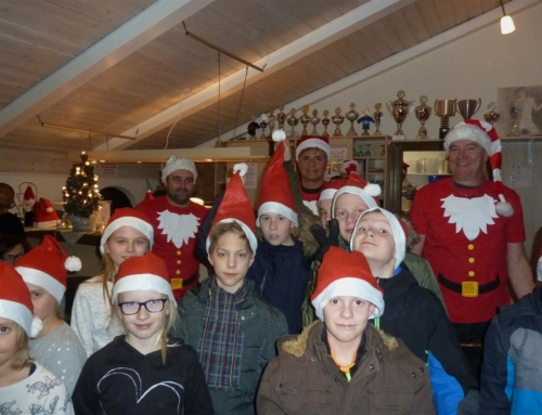 Der Tennisclub feiert tolle Nikolausparty